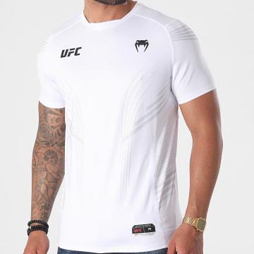 Venum - Tee Shirt UFC Authentic Fight Night 00006 Blanc