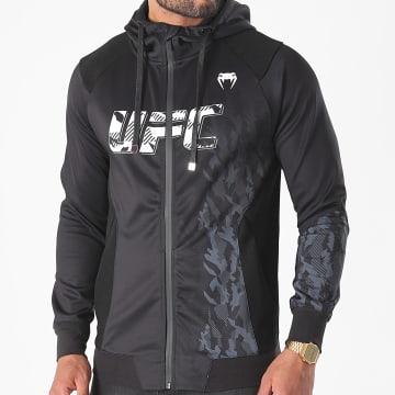 Venum - Veste Zippée Capuche UFC Authentic Fight Week 00044 Noir