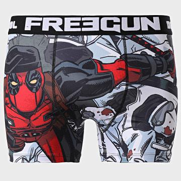 Freegun - Boxer Deadpool Fight Noir