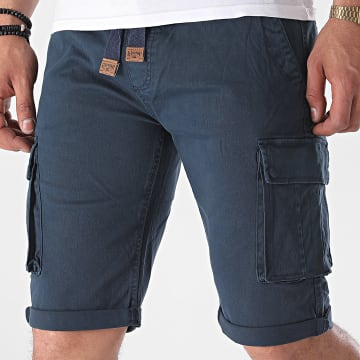 Geographical Norway - Short Cargo Plaire Bleu Marine