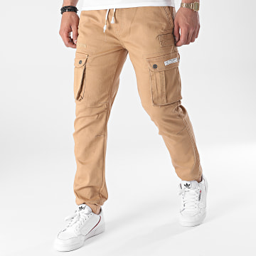 Geographical Norway - Jogger Pant Palombo Beige