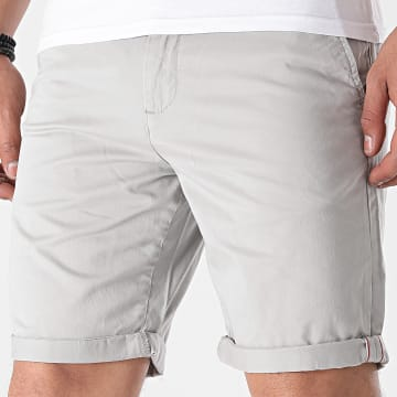 Jack And Jones - Short Chino Bowie 12165604 Gris