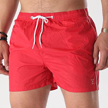 Tiffosi - Short De Bain Zhary 10032361 Rouge