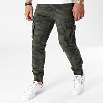 MTX - Jogger Pant 2211 Vert Kaki Camouflage