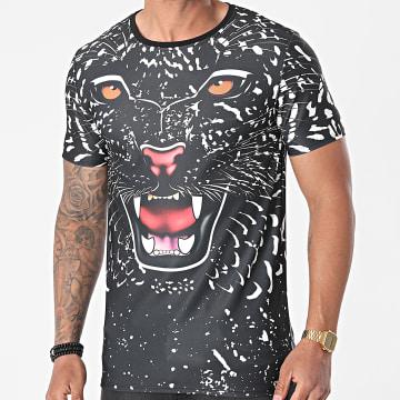 Uniplay - Tee Shirt T781 Noir