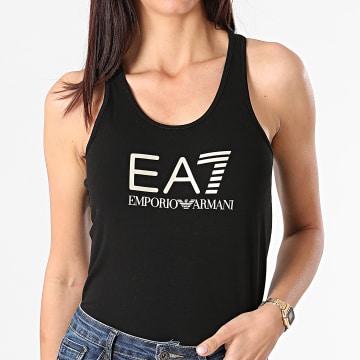 EA7 Emporio Armani - Débardeur Femme 3KTH63-TJ12Z Noir
