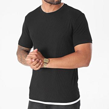 Frilivin - Tee Shirt U5398 Noir