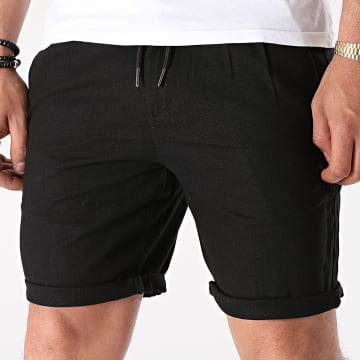 Only And Sons - Short Chino Leo Noir