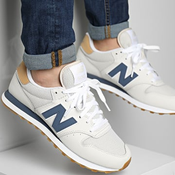 New Balance - Baskets Lifestyle 500 GM500MM1 Beige