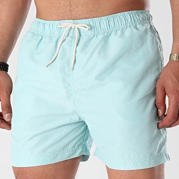 Selected - Short De Bain Classic Colour Turquoise