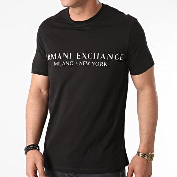 Armani Exchange - Tee Shirt 8NZT72-Z8H4Z Noir