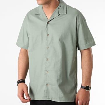 Jack And Jones - Chemise Manches Courtes Tower Vert