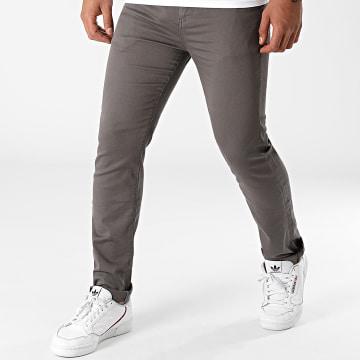 LBO - Pantalon Chino 1205 Gris