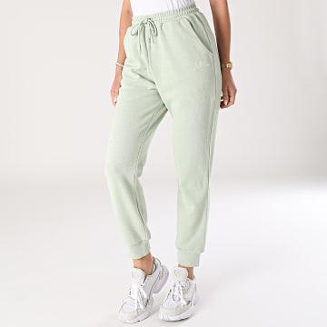 Sixth June - Pantalon Jogging Femme W32834KPA Vert Clair