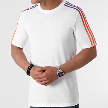 Adidas Originals - Tee Shirt GN2418 Blanc