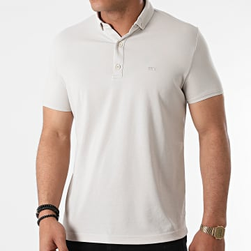Classic Series - Polo Manches Courtes 1104 Beige
