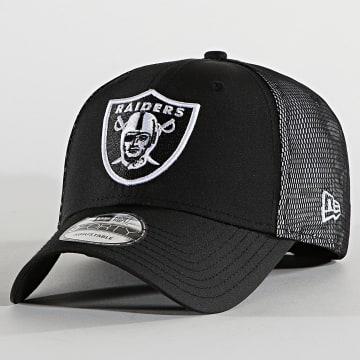 New Balance - Casquette 9Forty Mesh Underlay 60137747 Oakland Raiders Noir