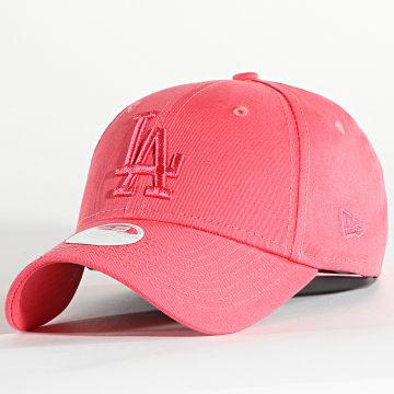 New Era - Casquette Femme 9Forty Tonal 60137504 Los Angeles Dodgers Rose