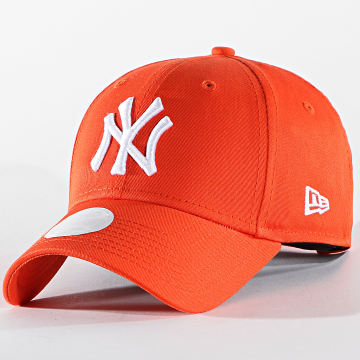 New Era - Casquette Femme 9Forty Tonal 60137643 New York Yankees Orange