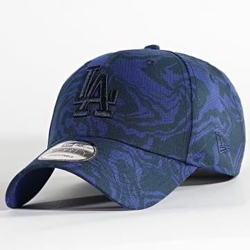 New Era - Casquette 9Forty Seasonal Camo 60137644 Los Angeles Dodgers Bleu Marine