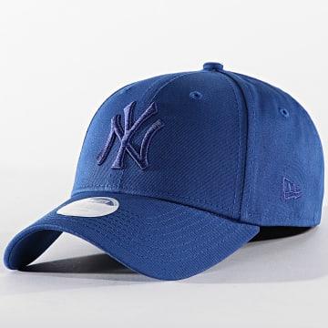 New Era - Casquette Femme 9Forty Tonal 60137686 New York Yankees Bleu Roi