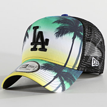 New Era - Casquette Trucker Summer City 60137712 Los Angeles Dodgers Sunset