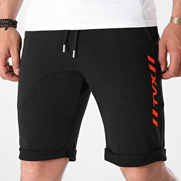 13 Block - Short Jogging TVX Leg Noir Orange