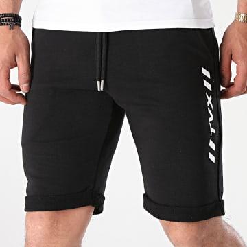 Stavo - Short Jogging TVX Leg Noir Blanc