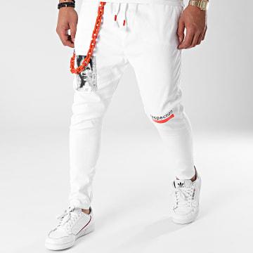 Classic Series - Pantalon Chino 3425 Blanc