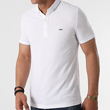 Classic Series - Polo Manches Courtes 1083 Blanc
