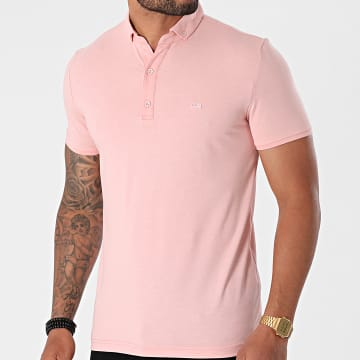Classic Series - Polo Manches Courtes 1104 Rose