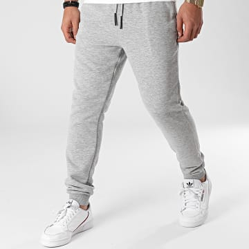 Only And Sons - Pantalon Jogging Ceres Life Gris Chiné