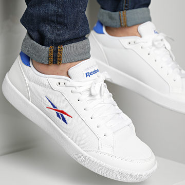 Reebok - Baskets Vector Smash FX3033 Footwear White Court Blue Vector Red