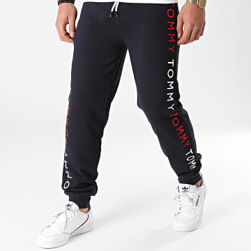 Tommy Hilfiger - Pantalon Jogging 2145 Bleu Marine