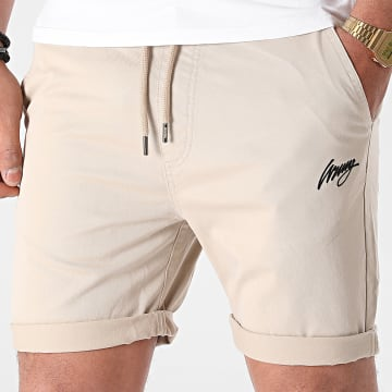 Wrung - Short Chino Shark Beige