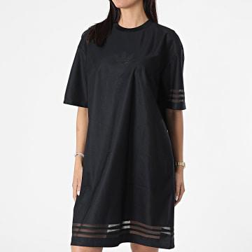 Adidas Originals - Robe Tee Shirt Femme GN3249 Noir