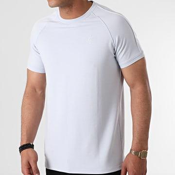 Gym King - Tee Shirt Signature Bleu Ciel