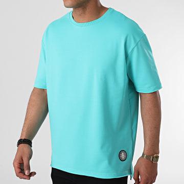 Zelys Paris - Tee Shirt Ocove Turquoise