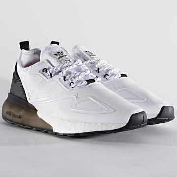 Adidas Originals - Baskets ZX 2K Boost S42834 Footwear White Core Black