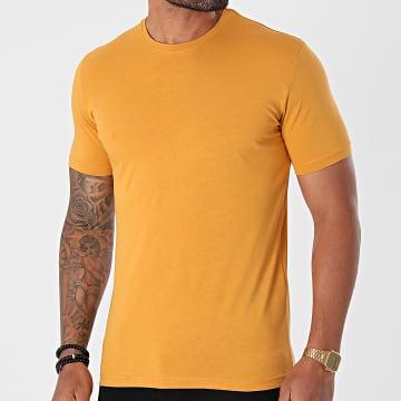 Armita - Tee Shirt TC-341 Jaune Moutarde