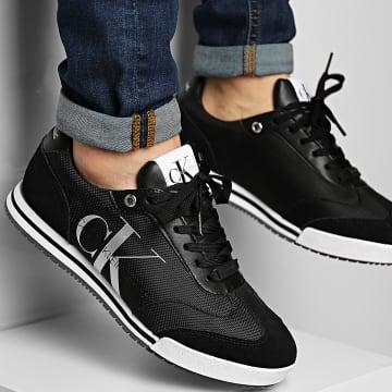Calvin Klein - Baskets Low Profile Sneaker Laceup 0026 Black