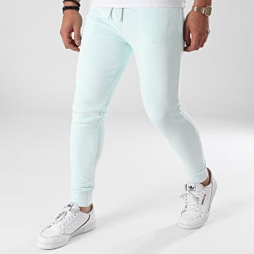 Gym King - Pantalon Jogging Basis Mint