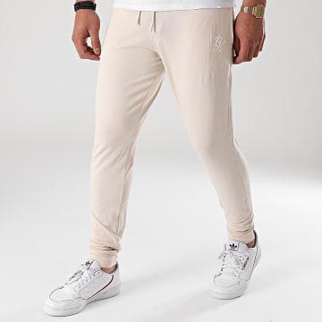 Gym King - Pantalon Jogging Lightweight Lounge Beige