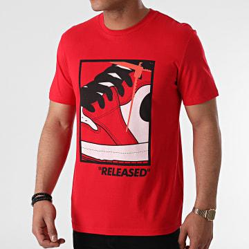 Luxury Lovers - Tee Shirt Released Rouge