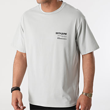 Sixth June - Tee Shirt M22310VTS Vert Clair