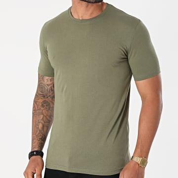 Armita - Tee Shirt TC-341 Vert Kaki