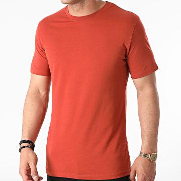 Armita - Tee Shirt TC-341 Rouge Brique