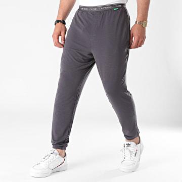 Calvin Klein - Pantalon Jogging NM2001E Gris Anthracite