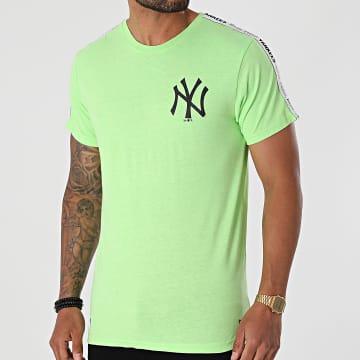 New Era - Tee Shirt A Bandes MLB Taping New York Yankees 12369820 Vert Clair