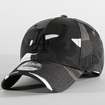 New Era - Casquette 9Forty Camo Pack 60137519 Los Angeles Dodgers Gris